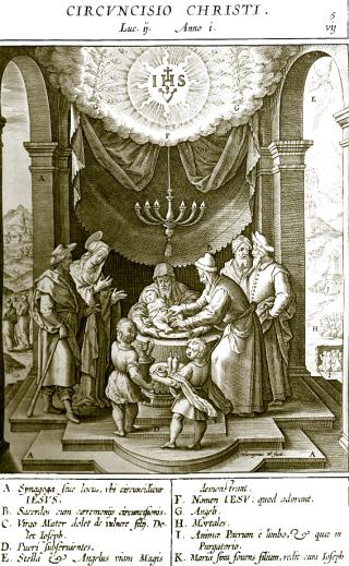 Circoncision du Christ