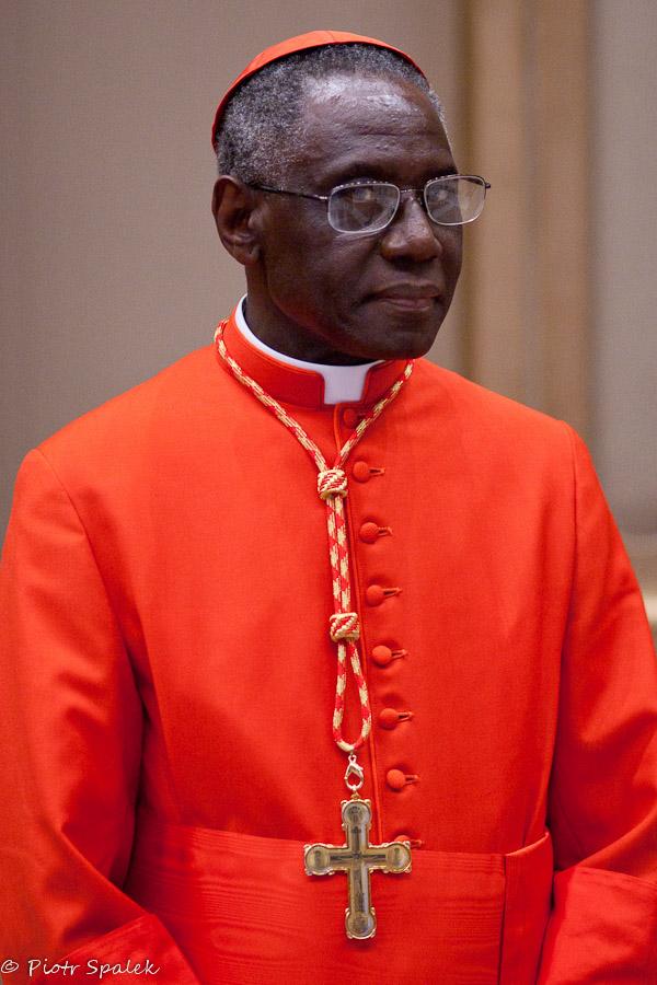 Son Eminence Robert, cardinal Sarah