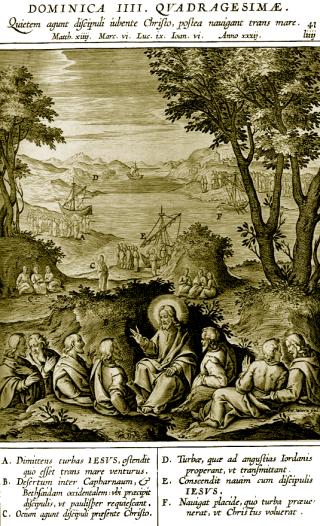 IVème dimanche de Carême
