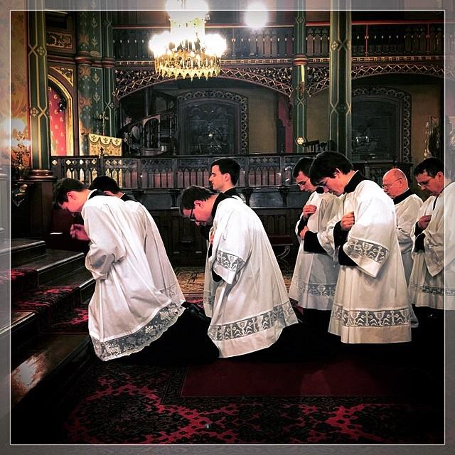 Saint Joseph 2015 - Domine non sum dignus ut intres sub tectum meum