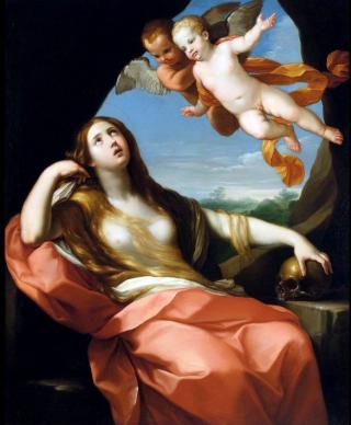 Sainte Marie-Madeleine par Guido Reni