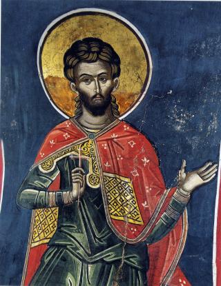 Saint martyr Varus (ou Vare) l'Egyptien