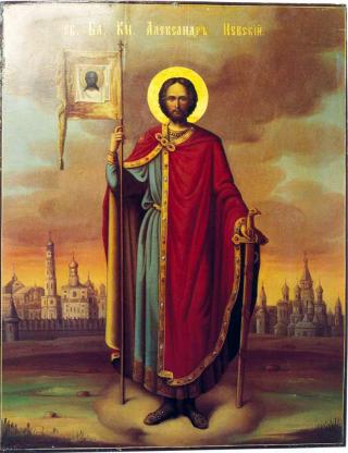 Saint Alexandre de la Néva