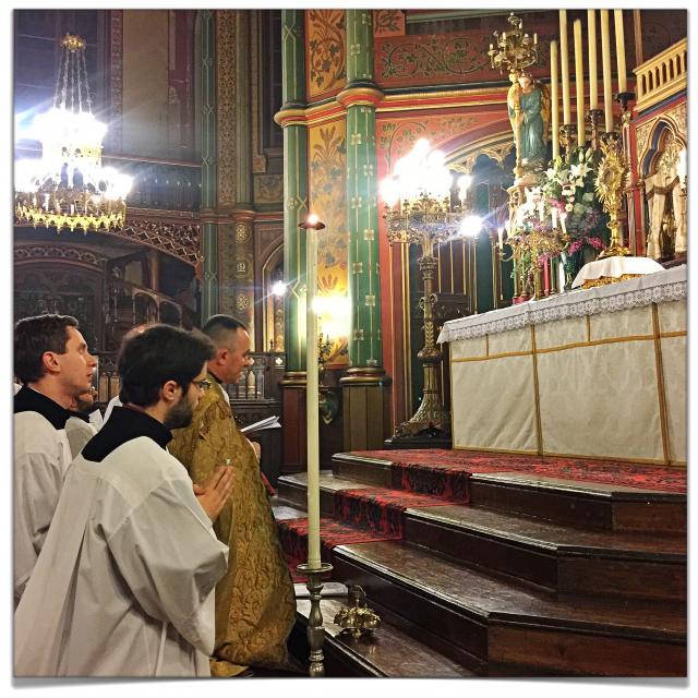 12-Epiphanie - salut du Très-Saint Sacrement