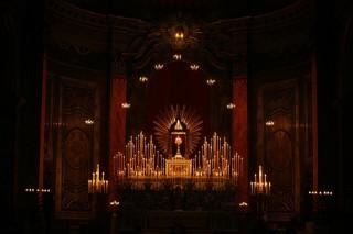 Les Quarante-Heures à l'Oratoire de Londres