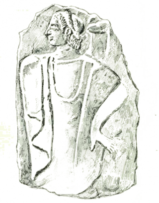 Pænula étrusque du IVème siècle avant Jésus-Christ.