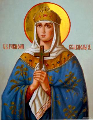 Sainte Olga de Kiev
