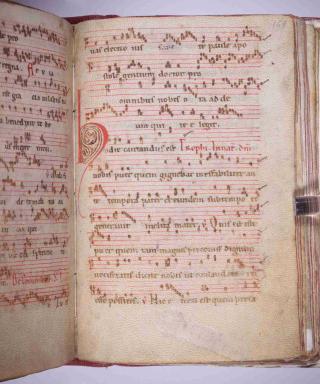 Graduel d'Aquilée du XIIIème siècle
