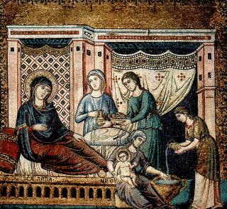 Nativité de la Mère de Dieu