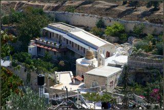 Monastère de Saint-Onuphre - Jérusalem