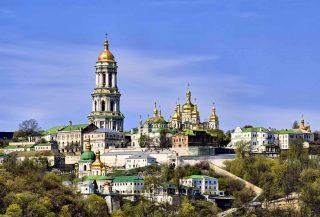 La Laure des Grottes de Kiev