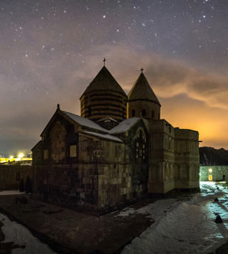 Monastère arménien Saint-Thaddée - Iran