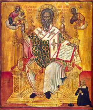 Saint Jacques, frère du Seigneur, premier évêque de Jérusalem