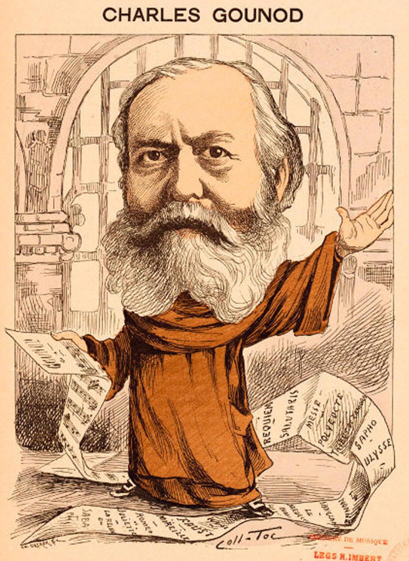 CHARLES GOUNOD (1818-1893), compositeur religieux méconnu - 1ère partie : le temps de l'Avent