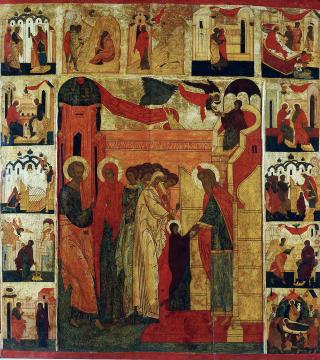 Présentation au Temple de la Sainte Vierge