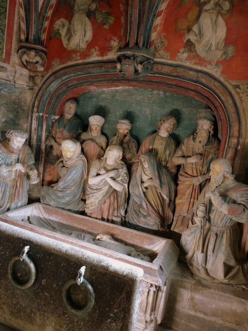 Mise au tombeau de Chaumont