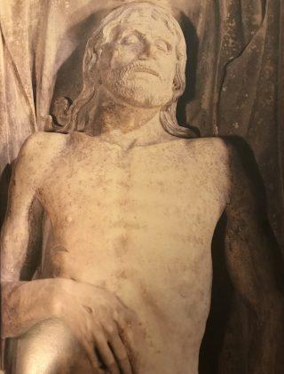 Le Christ de la mise au tombeau de Chaumont