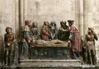 Mise au tombeau de Narbonne.
