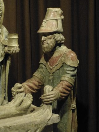 Mise au tombeau de Reygades