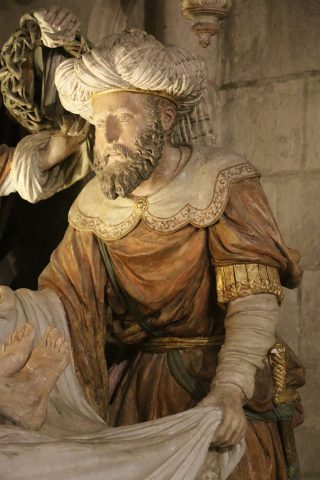 Mise au tombeau d'Amboise