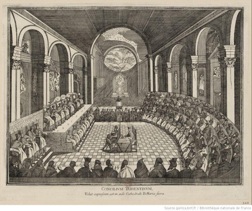 Le saint Concile de Trente
