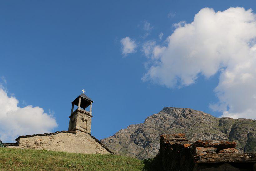 La chapelle Saint Antoine de Bessans