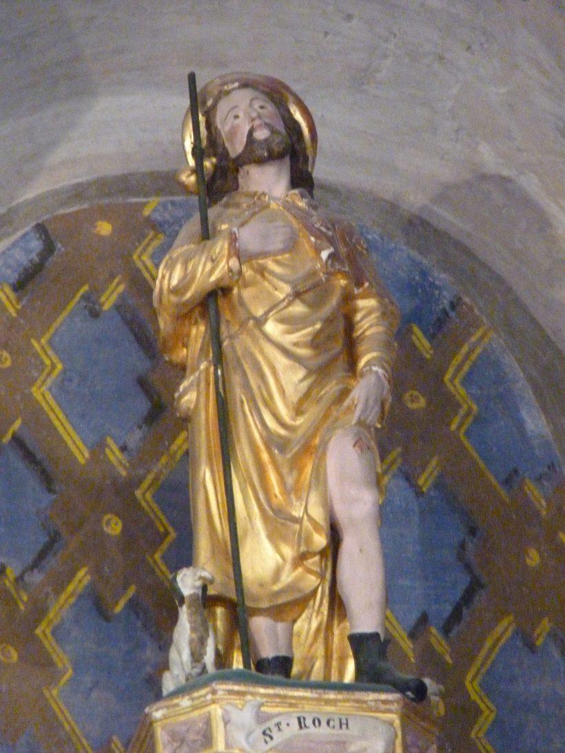 La Gurraz, église Saint-Roch.