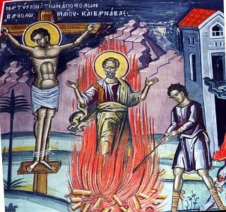 11 juin : martyre des saints Apôtres Barthélémy et Barnabé