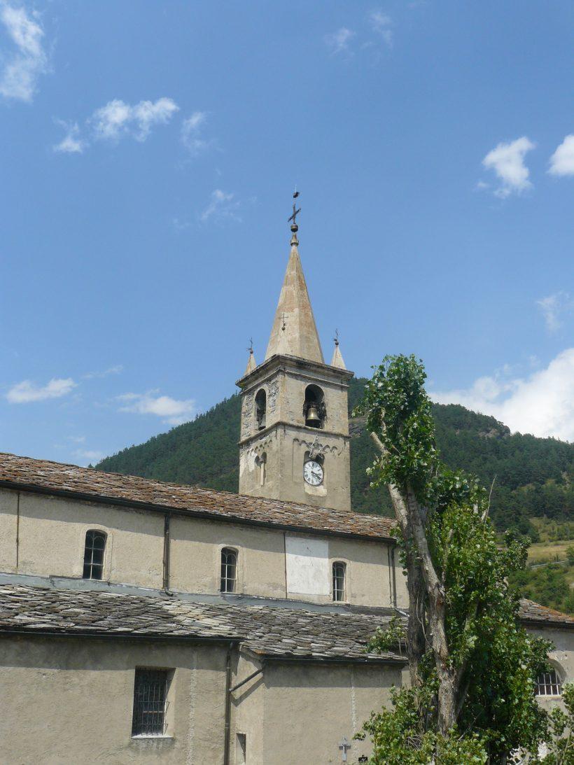 Termignon - église Notre-Dame de l'Assomption