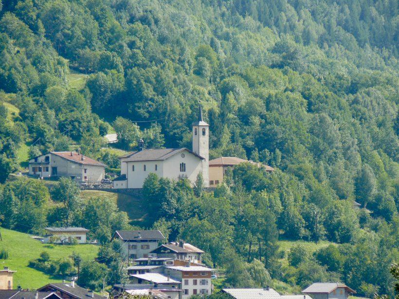 Eglise Saint-Martin d'Hauteville-Gondon