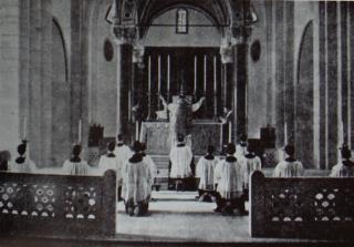Messe solennelle en rit ambrosien
