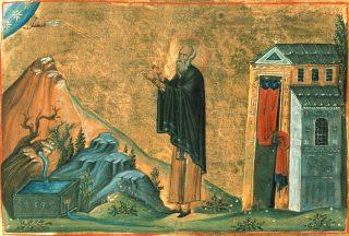 Saint Abramios le Reclus
