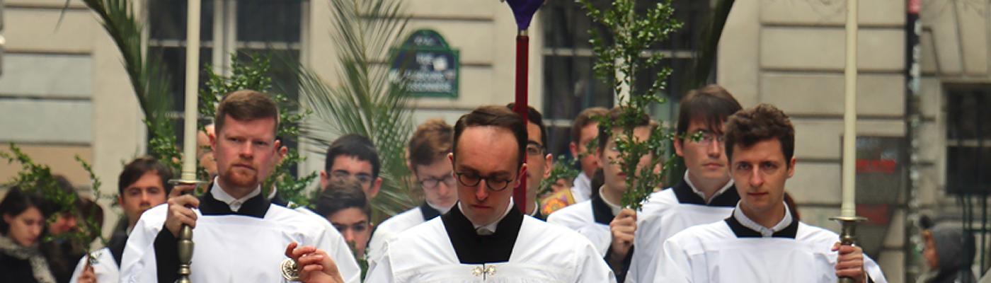 La Semaine Sainte à Saint-Eugène