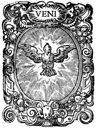 Vigile de la Pentecôte : Veni Sancte Spiritus