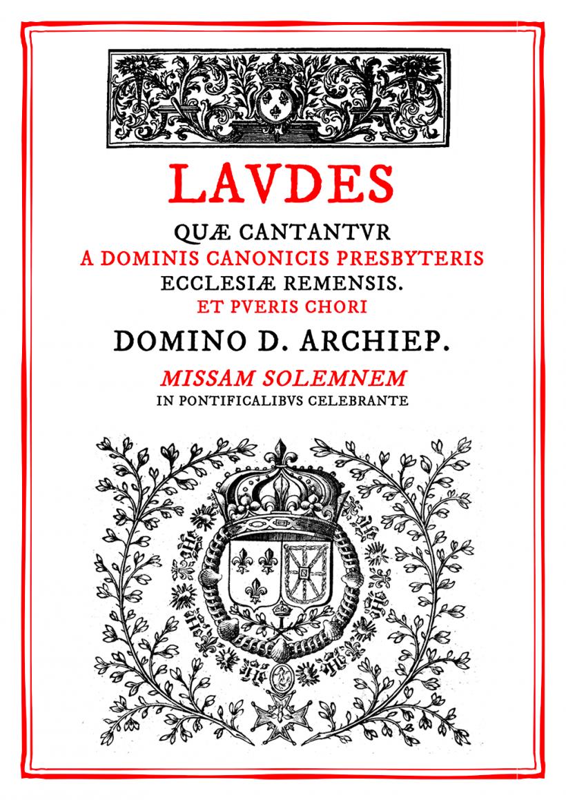 Christus vincit - Laudes carolingiennes - ton de la cathédrale de Reims