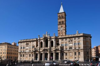 Basilique de Sainte-Marie-Majeure, Rome
