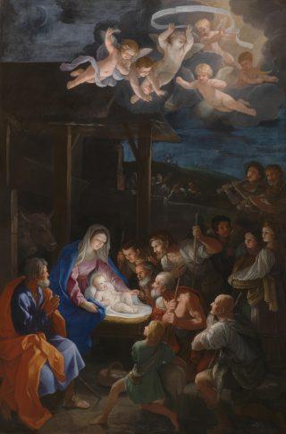 Guido Reni - L'Adoration des Bergers