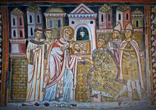 Le Pape saint Sylvestre
