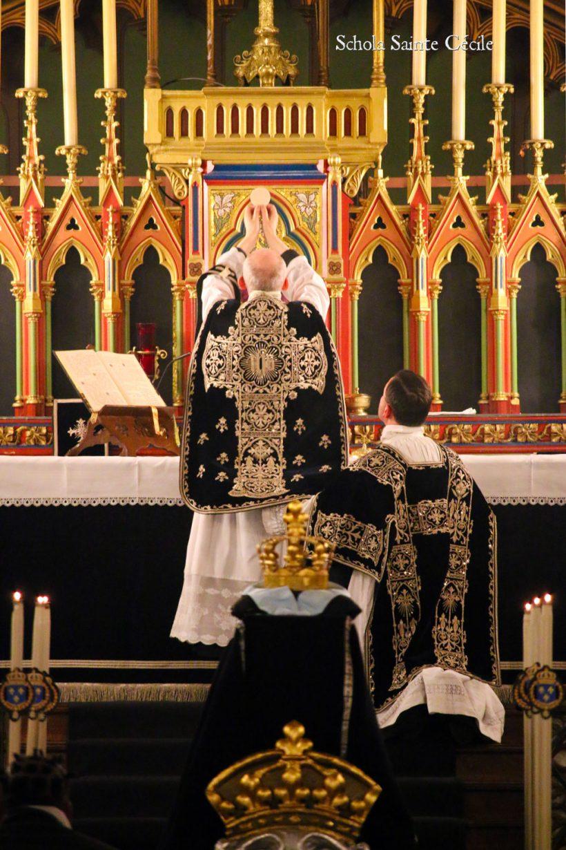 Requiem pour Louis XVI du 21 janvier 2021.