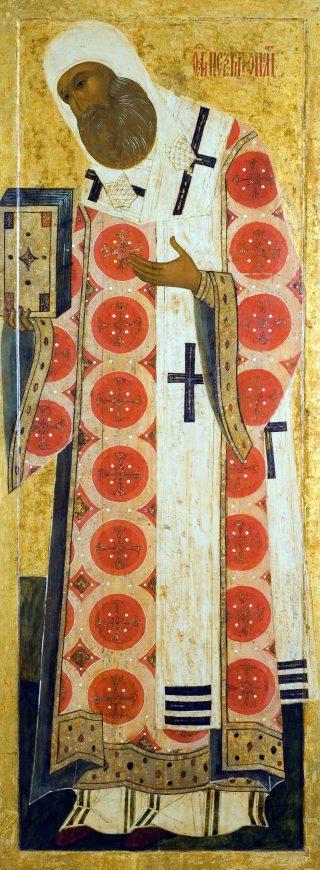 Saint Pierre de Moscou, métropolite de Kiev, thaumaturge