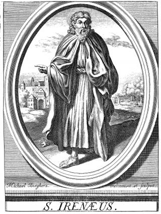 Saint Irénée de Lyon, évêque et martyr